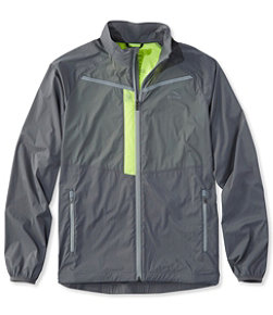 Ridge Runner Light-Up Running Jacket, Colorblock