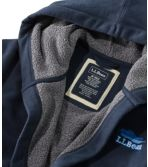 Men's Rugby Robe, Fleece-Lined, Hooded