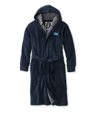 Rugby Robe, Fleece-Lined