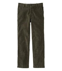 Men's L.L.Bean Stretch Country Corduroy Pants, Classic Fit Plain-Front