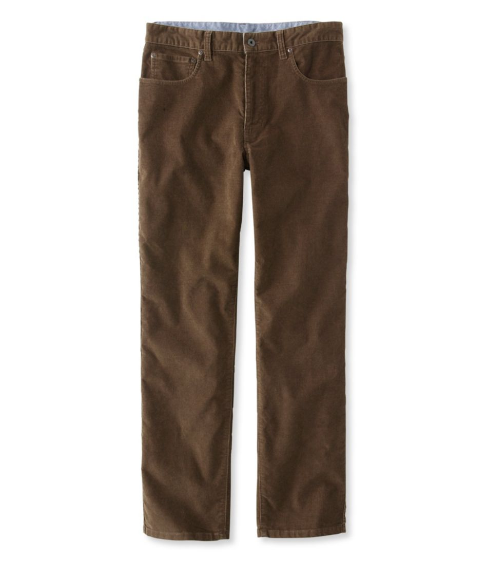 L.L.Bean's 1912 Stretch Corduroys, Natural Fit