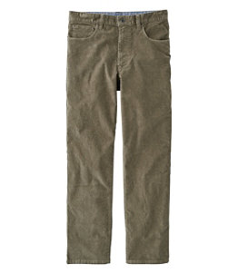 Men's L.L.Bean's 1912 Stretch Corduroys, Natural Fit