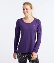 Circuit Running Tee, Long-Sleeve