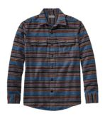 Men's Signature 1933 Chamois Cloth Shirt, Slim Fit Stripe