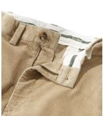 Men's L.L.Bean Stretch Country Corduroy Pants, Natural Fit Hidden Comfort Waist
