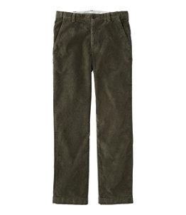 Men's L.L.Bean Stretch Country Corduroy Pants, Natural Fit Hidden Comfort Waist