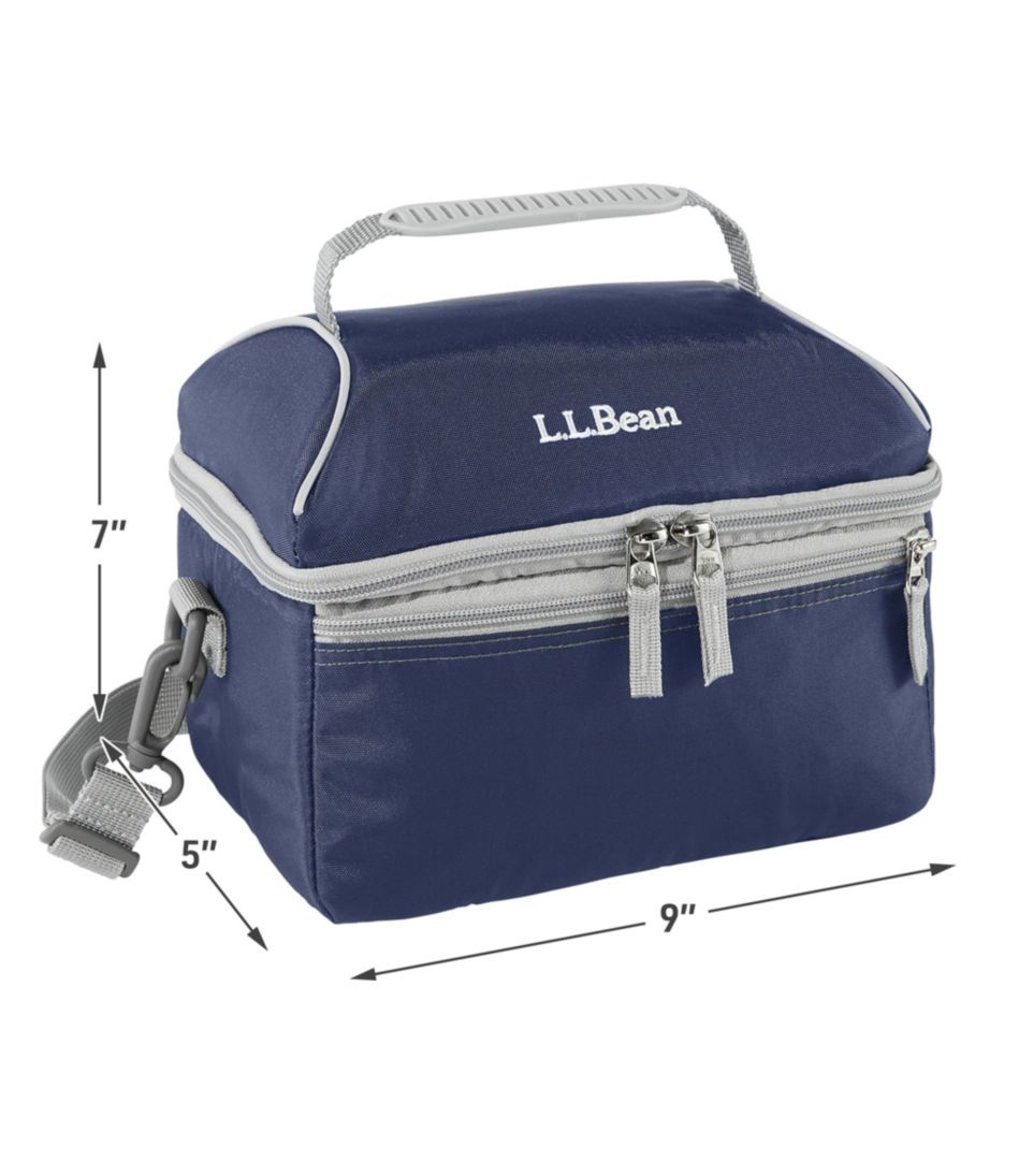 Flip-Top Lunch Box