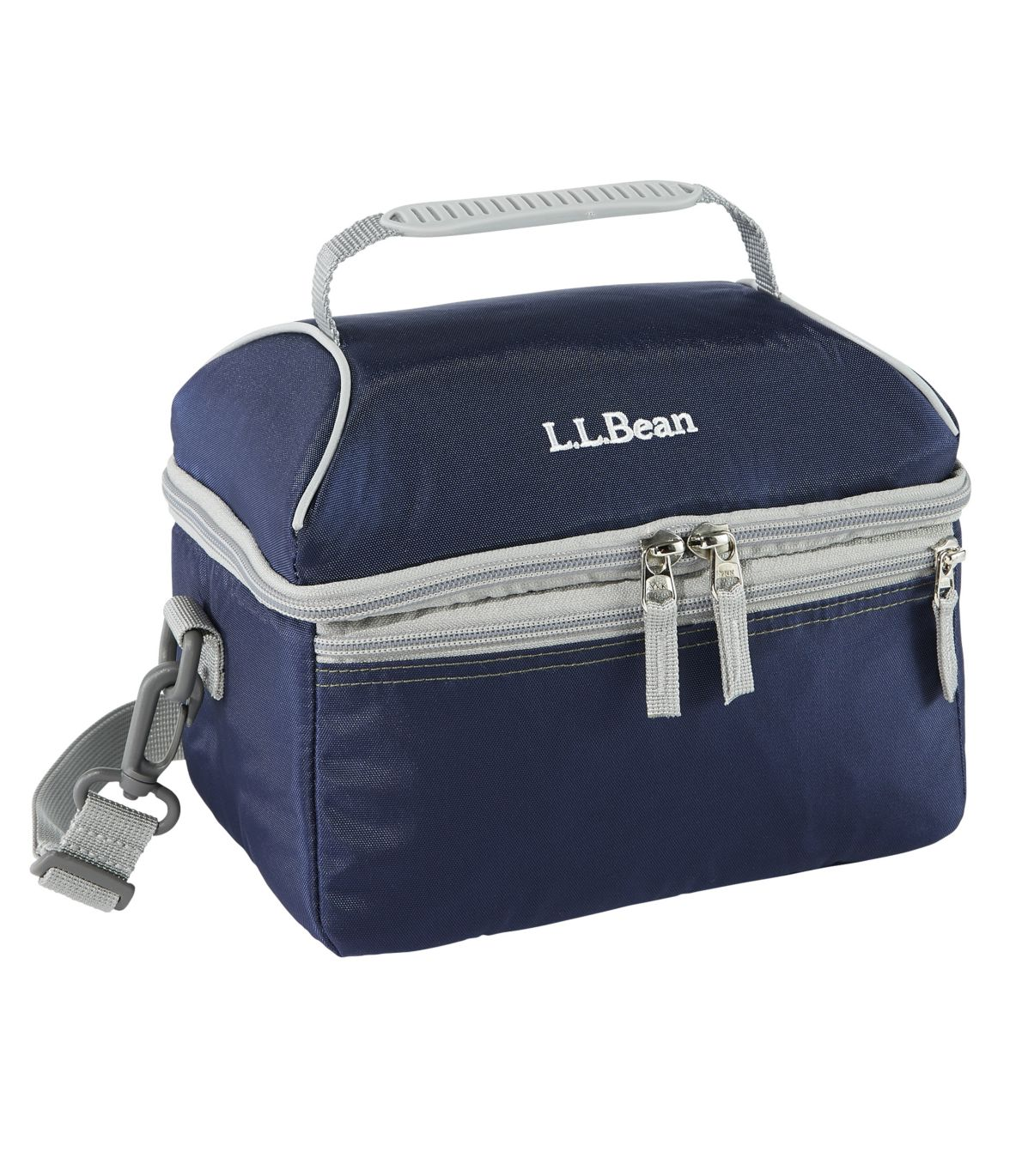 Flip-Top Lunch Box