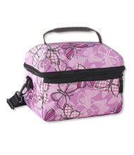 Flip-Top Lunch Box, Print