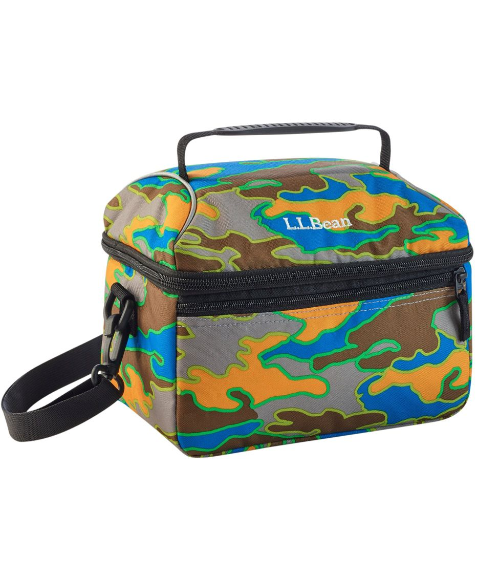 Awe Inspiring Flip Top Lunch Box Print At L L Bean Gmtry Best Dining Table And Chair Ideas Images Gmtryco