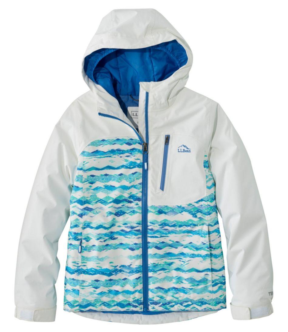 Girls' Wildcat Snow Jacket, Print