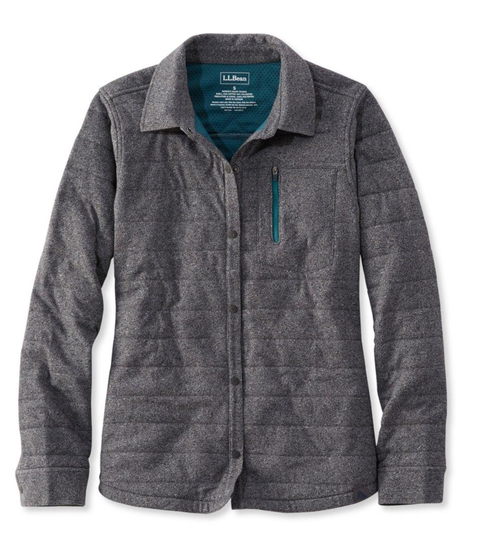 Pine Ridge Primaloft Shirt Jacket