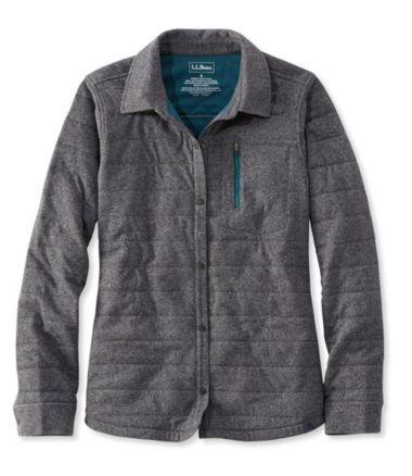 Pine Ridge Primaloft Shirt Jacket