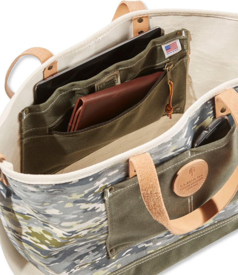 Utility Boat and Tote, Print
