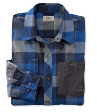 Men's Break Trail Tech Flannel Shirt, Plaid