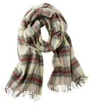 Signature Plaid Scarf