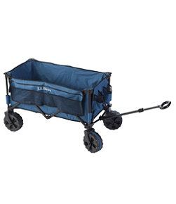 L.L.Bean Collapsible Wagon