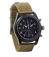 Chronograph Field Watch