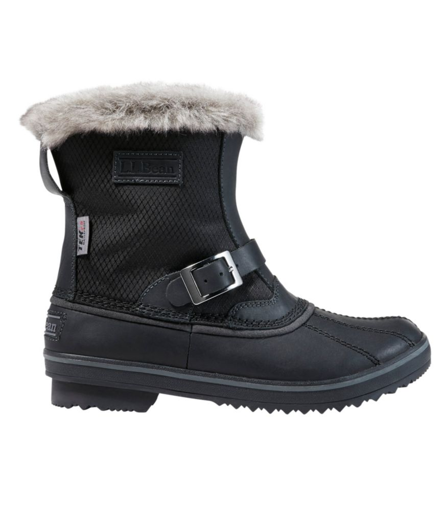 Women's Waterproof Rangeley Pac Boots, Insulated Mid | Boots at L.L.Bean