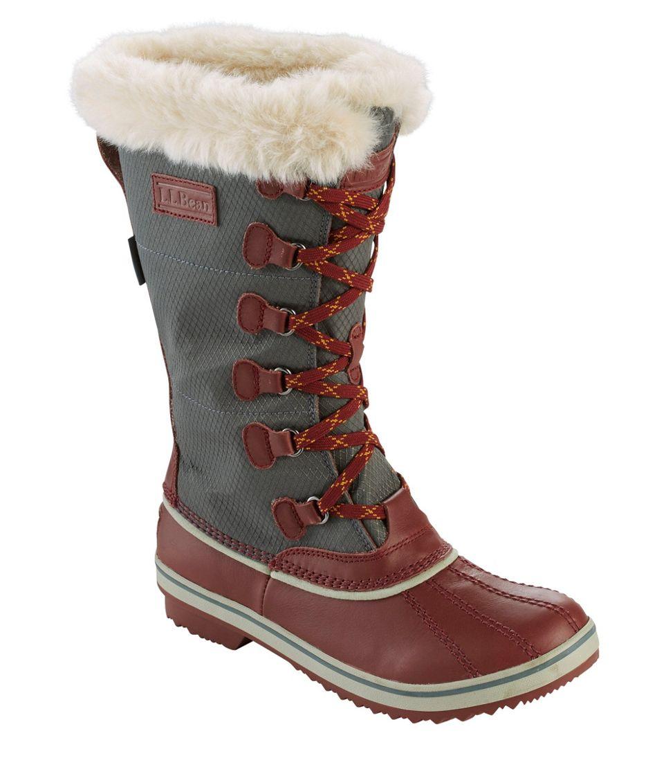 Women's Waterproof Rangeley Pac Boots, Tall Insulated