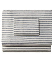 Ultrasoft Comfort Flannel Sheet Set, Stripe