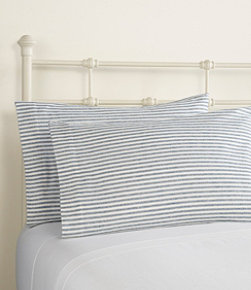 Ultrasoft Comfort Flannel Pillowcases, Stripe, Set of Two