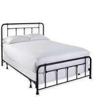 Cottage Metal Bed Set