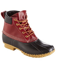 "Women's Small Batch L.L.Bean Boots, 6"" Padded Collar"