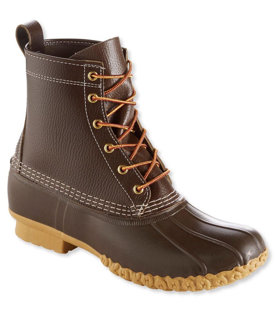 Men S Small Batch L L Bean Boots 8 Quot Thinsulate