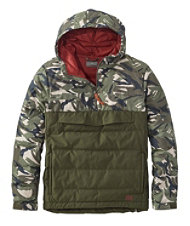 Men's Signature 650 Down Anorak, Color Block