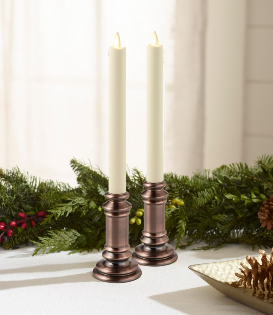 Holiday Window Candle
