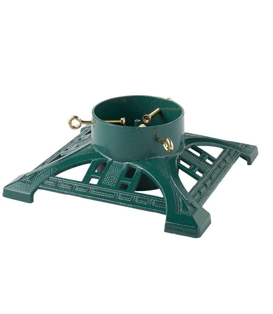 Heirloom Cast Iron Christmas Tree Stand