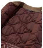 Signature Packable Quilted Vest, Print