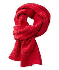 Signature Chunky-Knit Scarf