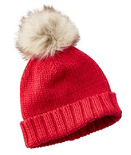 Signature Chunky-Knit Hat