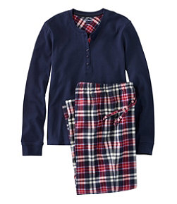 Women's Cozy PJ Set