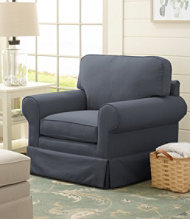 Pine Point Upholstered Chair