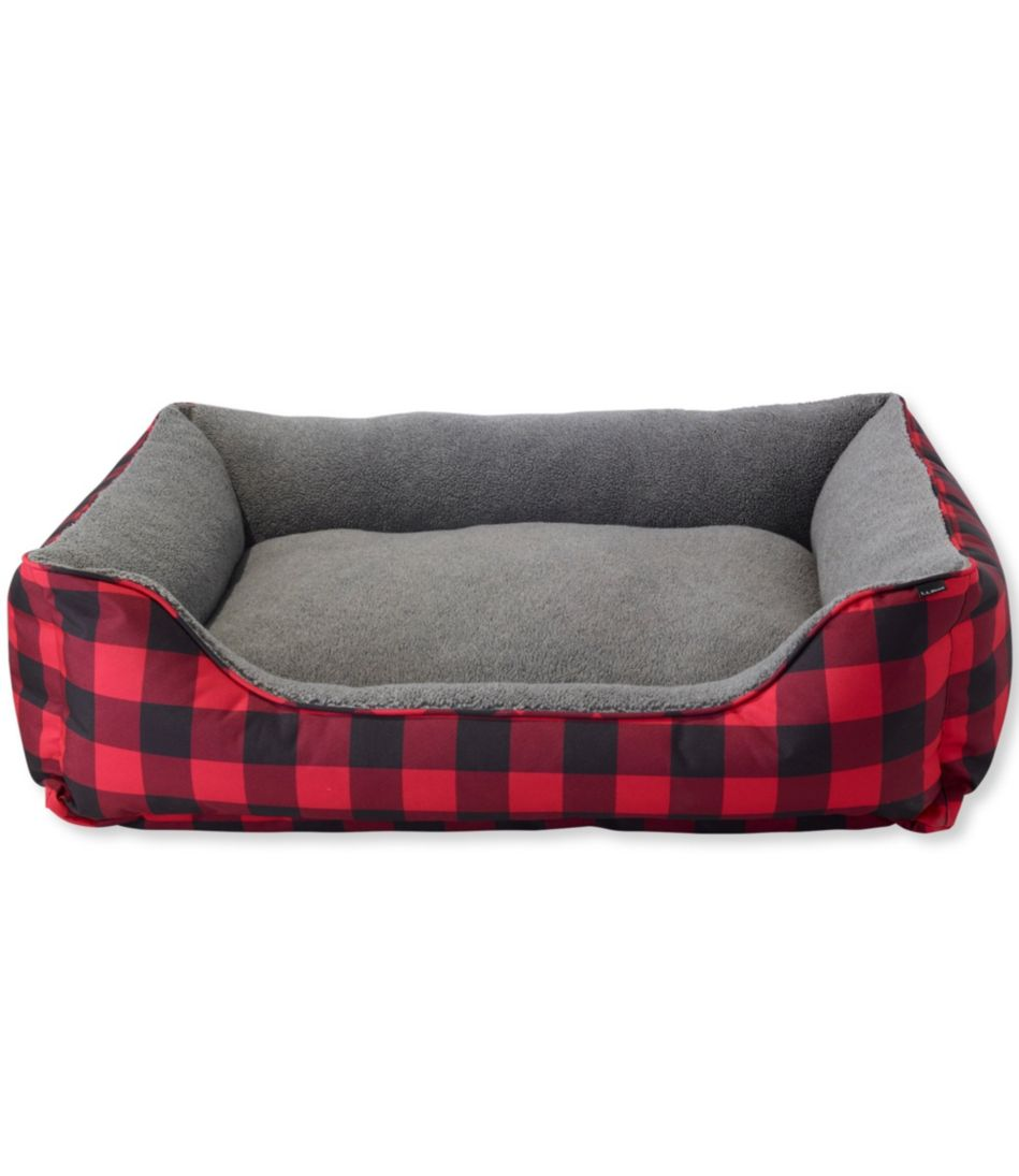 Everydog Couch Bed, Plaid
