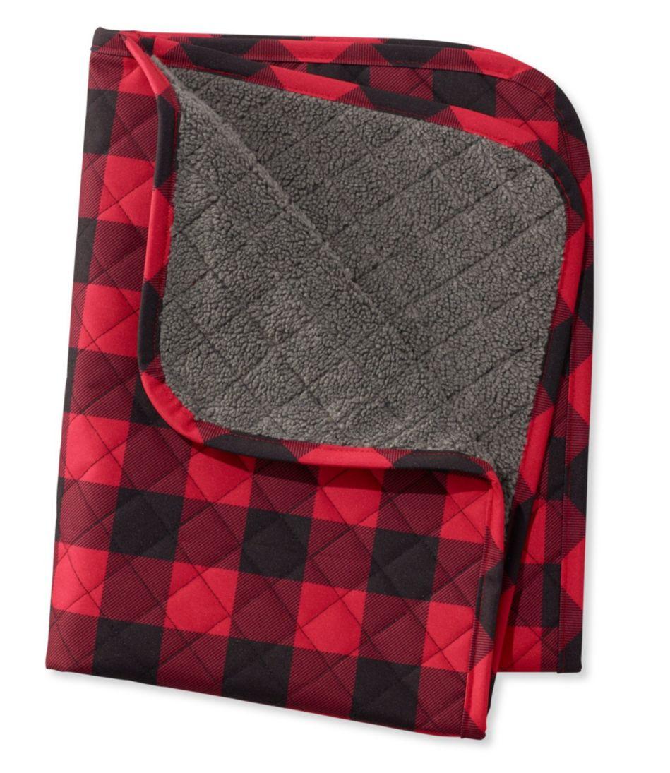 Everydog Blanket, Plaid