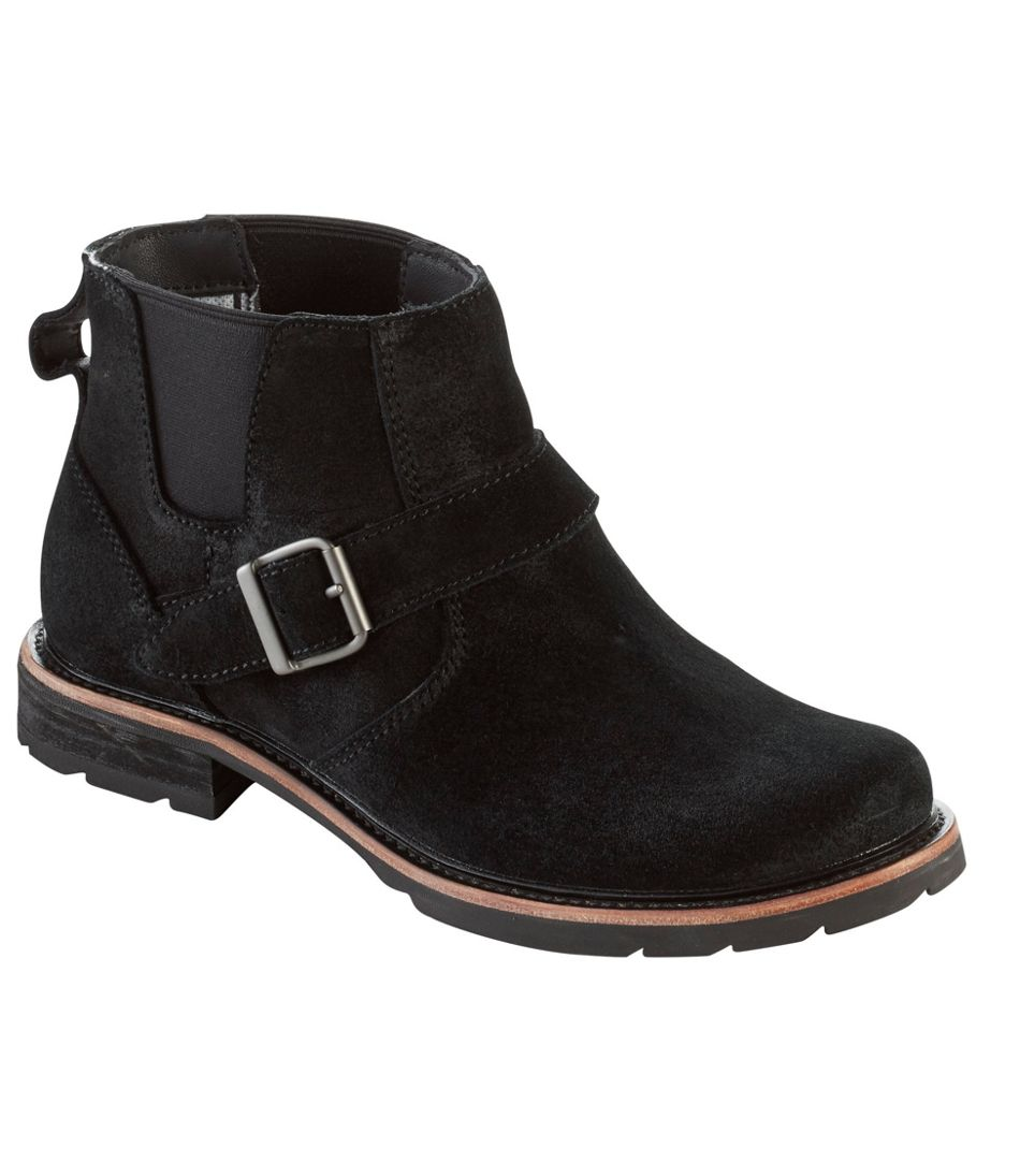 Old Port Ankle Boots, Suede