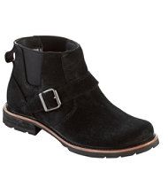 Women's Old Port Ankle Boots, Suede