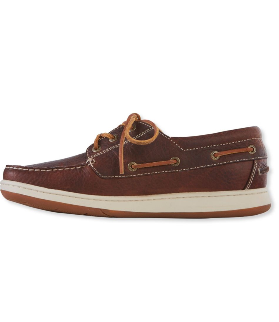 Lakeside Boat Shoes, Three-Eye Tie