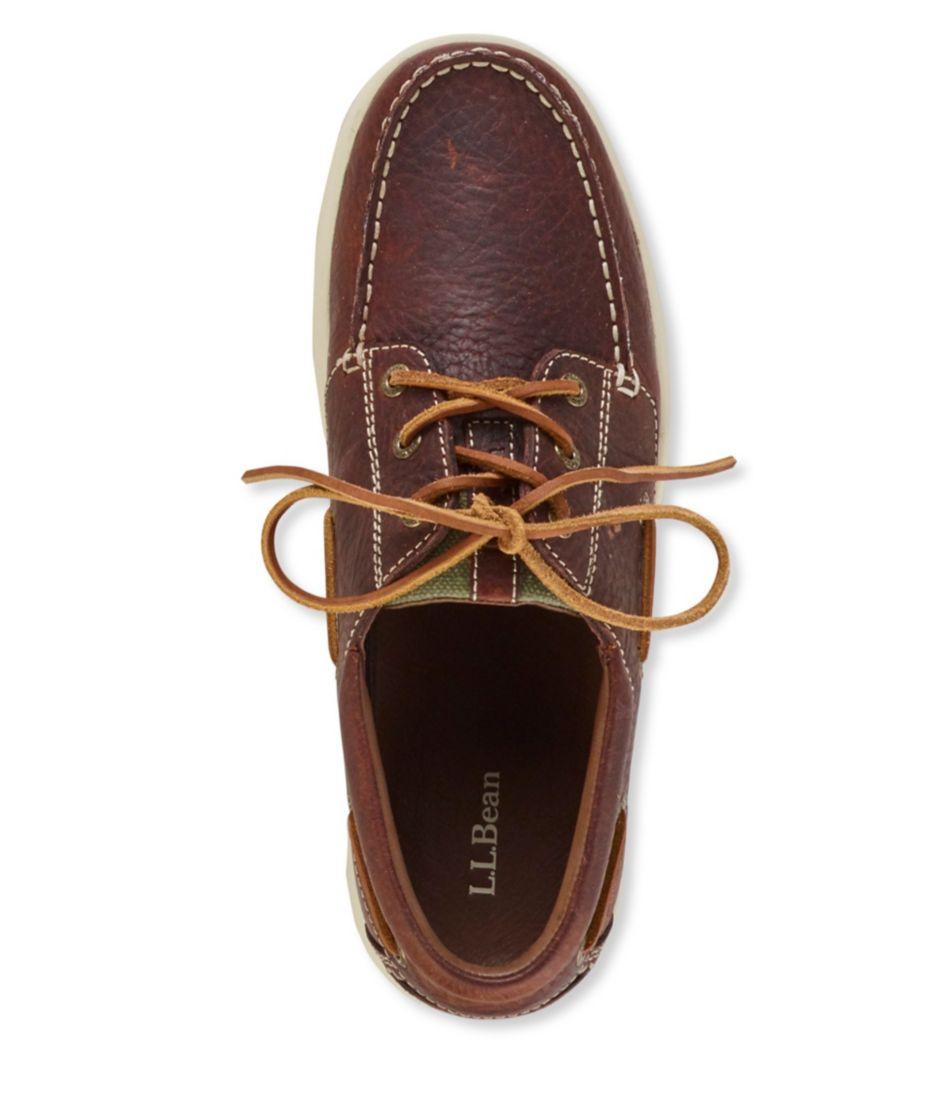 Lakeside Boat Shoes, Three-Eye Tie