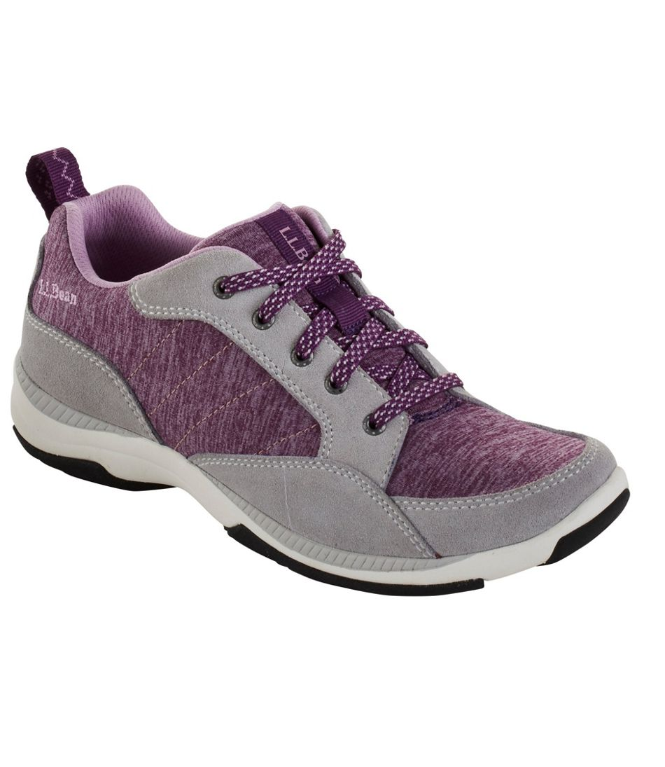 Beansport II Shoes, Mesh Knit Lace-Up