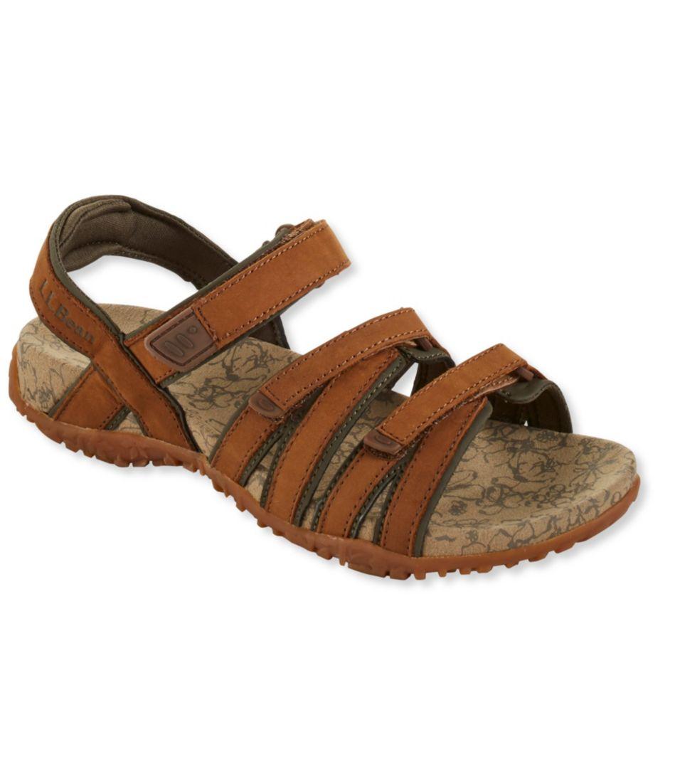 Women's Runabout Sandals, Strap Nubuck