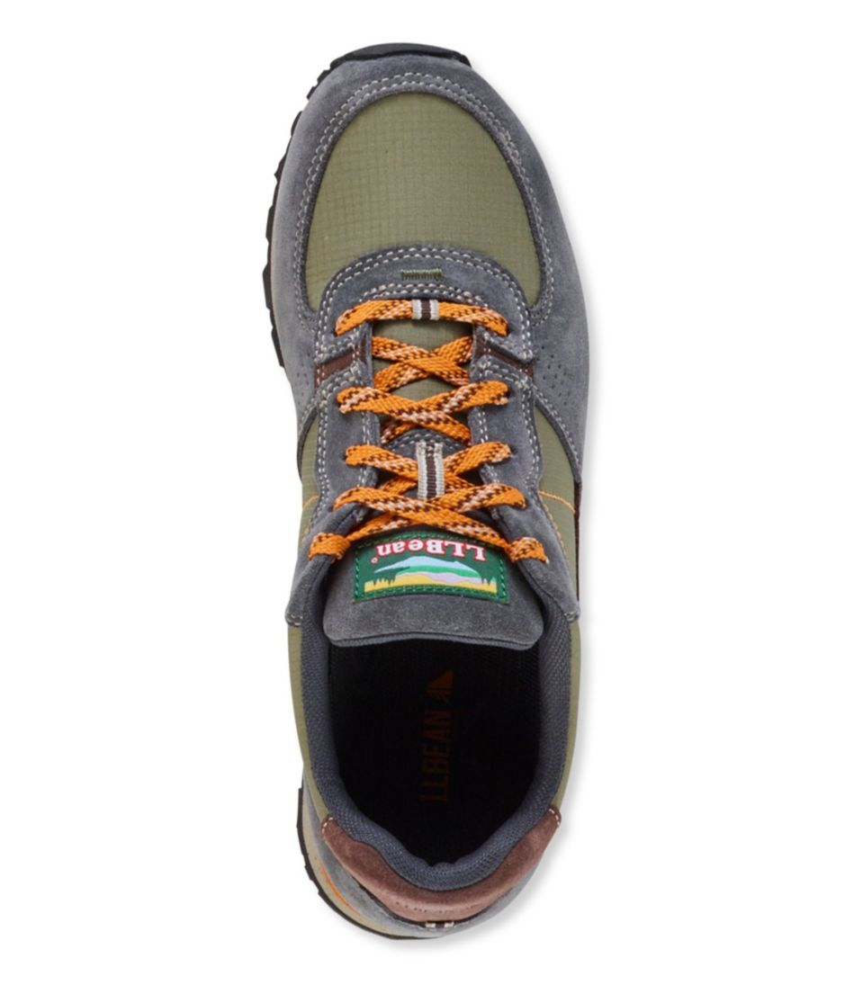 Men's Katahdin Hiking Shoes, Suede/Mesh
