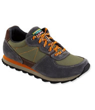 Katahdin Hiking Shoe Suede Mesh Men's