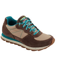 Katahdin Hiking Shoes, Suede Mesh