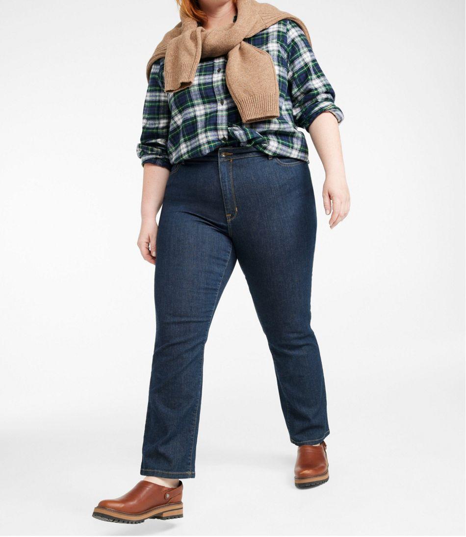 Women's True Shape Jeans, Straight-Leg