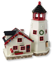 Lighthouse Advent Calendar, Personalized